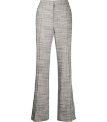 dorothee schumacher structured ambition trousers - grey