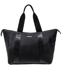 mytagalongs everleigh weekend bag - black