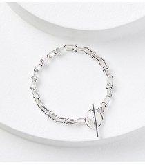 loft interlocked bracelet