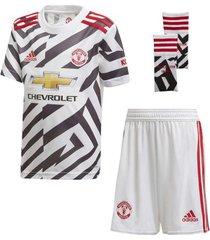 trainingspak adidas manchester united 20/21 mini derde tenue