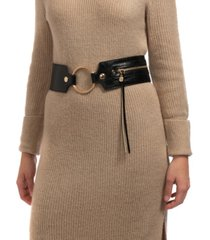 vince camuto pocket stretch belt