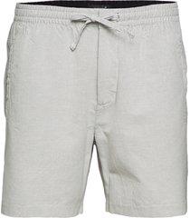 edit taper drawstring short shorts casual grå superdry