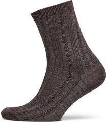 glitter drake sock lingerie hosiery socks brun becksöndergaard