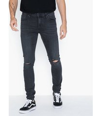lee jeans malone onyx trashed jeans denim