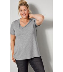 shirt janet & joyce grijs