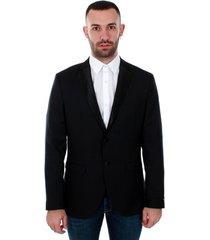 blazer jack & jones 12143492 jprsolaris tux blazer black