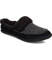 out n about slide slippers tofflor svart sorel