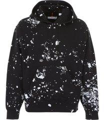 oamc splatter hoodie