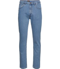 brooklyn straight jeans relaxed blauw lee jeans