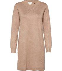 dress reba dresses knitted dresses beige lindex
