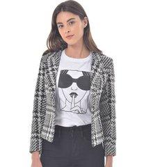 chaqueta para mujer en poliester multicolor color-multicolor-talla-xl