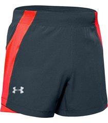 ua qualifier speedpocket 5 short - pantaloneta de hombre para correr marca under armour