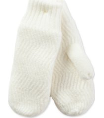 inc chevron-knit mittens, created for macy's