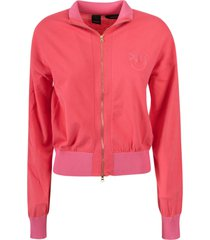 pinko stretch viscose jacket
