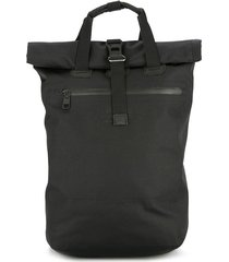 as2ov square backpack - black