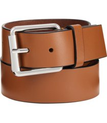 calvin klein jeans men's leather belt