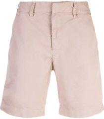 save khaki united bermuda shorts - neutrals