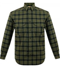 filson otter green alaskan guide shirt 11012006