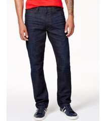 sean john men's athlete tapered-fit jeans, created for macy's