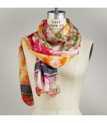 painted meadow scarf