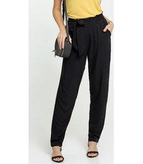 calça feminina pijama clochard amarração marisa