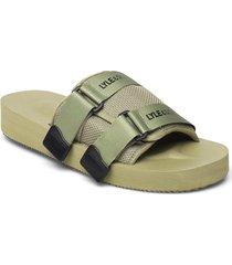 simpson shoes summer shoes sandals grön lyle & scott