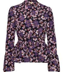pre spring top blouse lange mouwen multi/patroon by ti mo