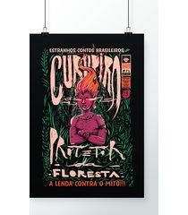 poster curupira