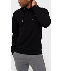 premium by jack & jones jprblahardy sweat hood pre sts tröjor svart