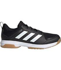 zapatilla negra adidas ligra 7