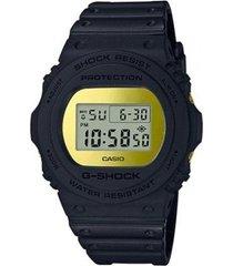 relógio casio g-shock dw-5700bbmb-1dr resistente a choques