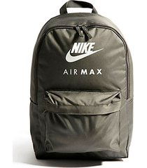 morral nike heritage airmax-gris