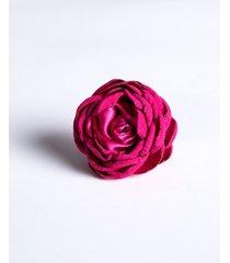 flowering - kwiatowy pierścionek - amarant -fr02