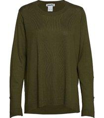 copa sweater stickad tröja grön hope