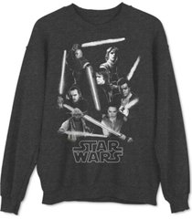 star wars jedi knights men's sweatshirt