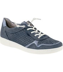 skor jenny blå