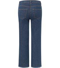 wijde 7/8-jeans met elastische bandverwerking van day.like denim