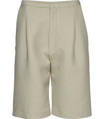 lluc bermudashorts shorts beige totême