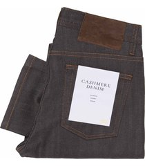naked and famous  weird guy cashmere stretch blend denim jeans   indigo   013623