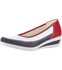 skor ara flerfärgad
