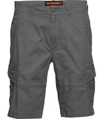 core cargo shorts shorts cargo shorts grå superdry