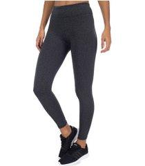 calça legging mizuno run fast 2.0 - feminina - preto