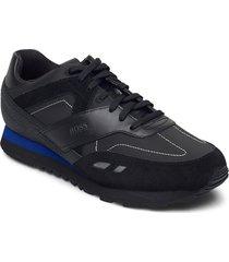 parkour_runn_ltrp låga sneakers svart boss