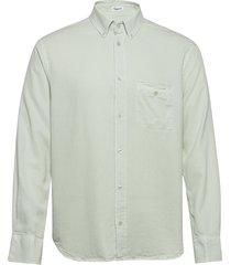 m. zachary tencel shirt overhemd casual groen filippa k
