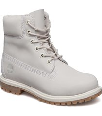 6in premium boot - w shoes boots ankle boots ankle boot - flat vit timberland