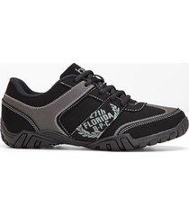 sneaker con lacci (nero) - bpc bonprix collection