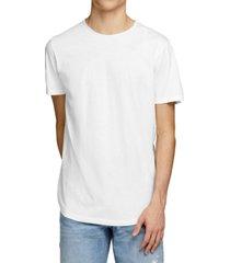 jack & jones men's asher melange t-shirt