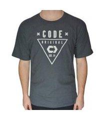 camiseta code strike masculina