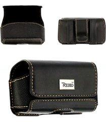 reiko horizontal pouch hp56 xs black 3.35x1.75x0.91 inches