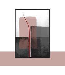 abstrakcja cykl życia - nowoczesny obraz